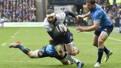 Rugby Sei Nazioni, Scozia-Italia 29-0