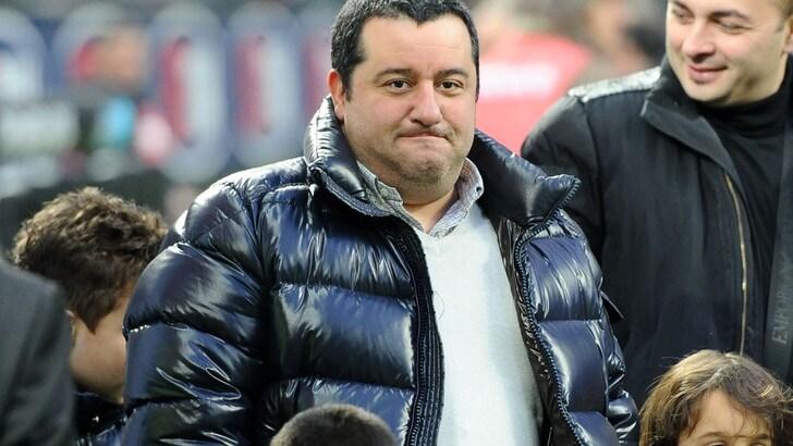 Raiola: «Dai cinesi del Milan solo figure di m... Donnarumma? Vedremo»