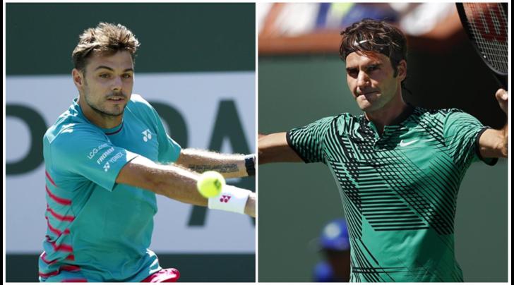 Tennis, Indian Wells: in finale sarà Federer-Wawrinka