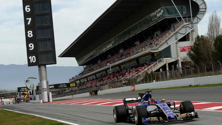 F1 Sauber, Wehrlein: «In Australia sarà un esordio speciale»