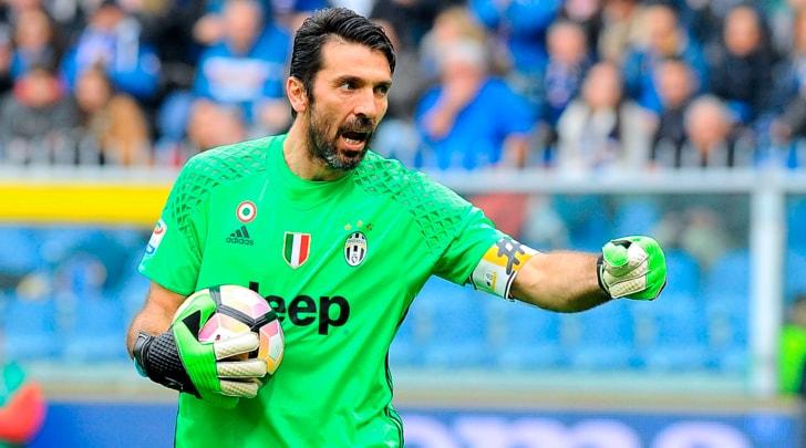 Buffon nella storia: è record di minuti con la Juventus