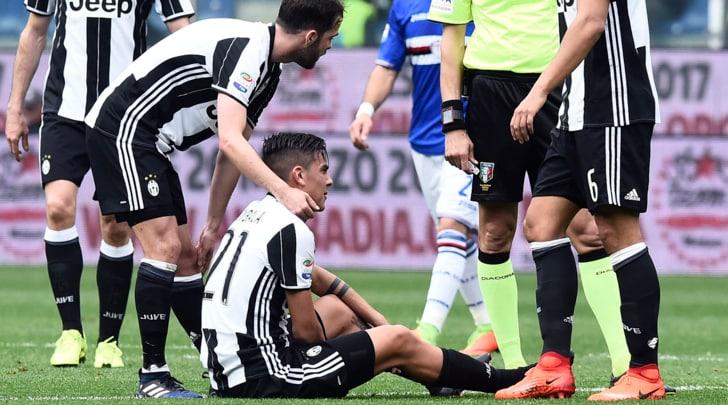 Juventus, per Dybala esami in Argentina