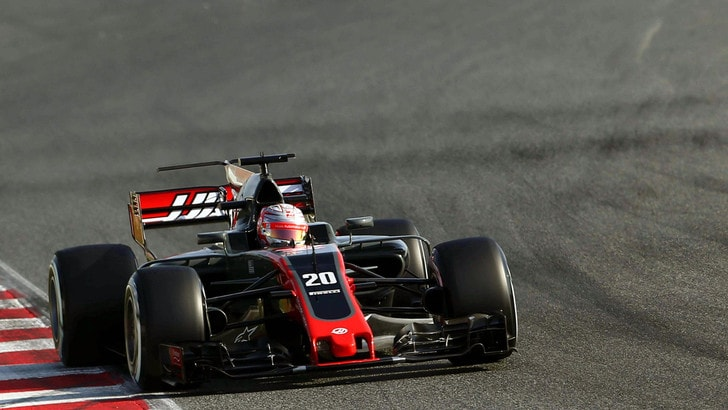 F1 Haas, Grosjean: «Voglio una stagione costante»