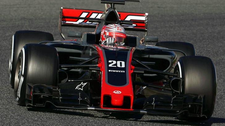 F1 Haas, Magnussen: «Un buon inizio è importante»