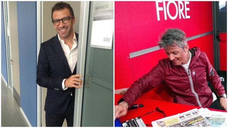 """Torna """"Edicola Fiore"""" e Del Piero manda un messaggio speciale"""