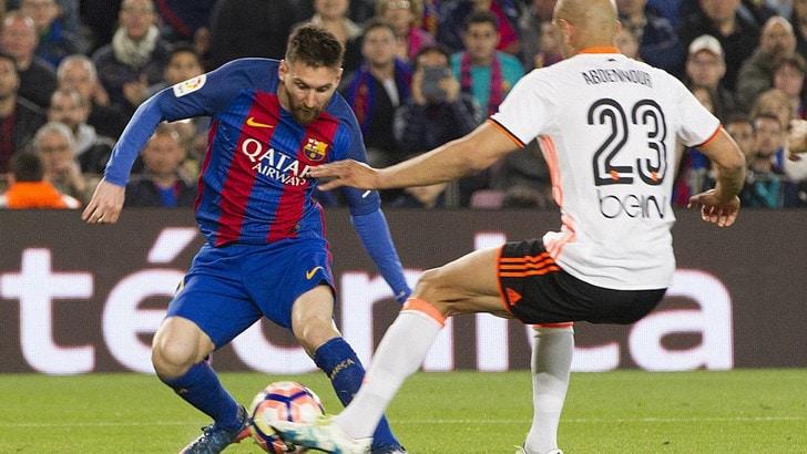 Spettacolo Barcellona, scommettitore vince più di 6mila euro