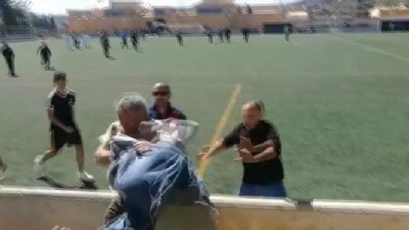 Spagna, la partita dei bimbi finisce in una rissa tra i genitori