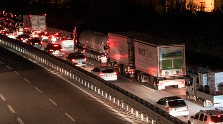 Germania: su le emissioni di CO2 a causa dei mezzi pesanti