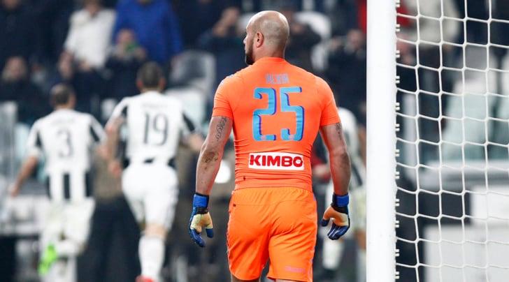 Pepe Reina:«Juventus in corsa per la finale Champions»