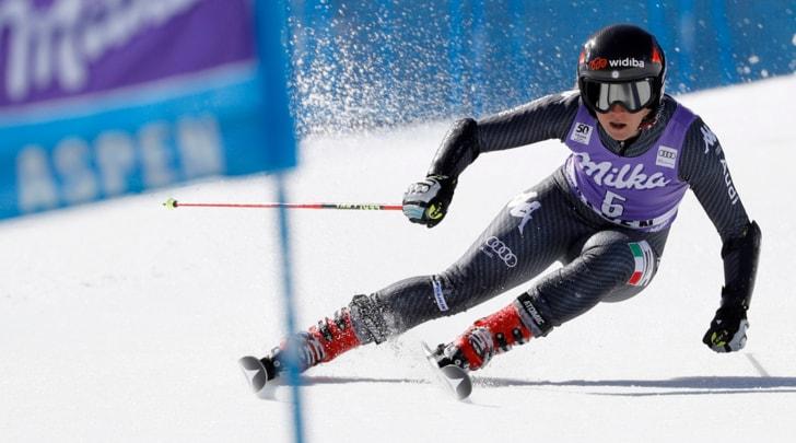 Sci alpino, Goggia guarda lontano: