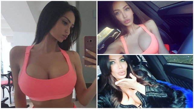 """Soraja Vucelic sexy, tra selfie e """"guida pericolosa"""""""