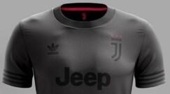 Maglia Juventus, spunta un altro concept in rete