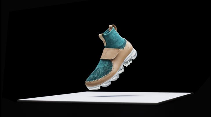 Marc Newson crea le NikeLab Air VaporMax x Marc Newson