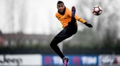 Juventus, allenamento a Vinovo: Alex Sandro come Chuck Norris