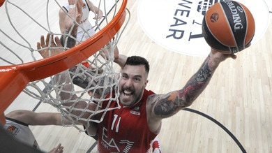Basket Eurolega, Milano ancora ko