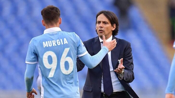 Serie A Lazio, Murgia: «Inzaghi mi ha cresciuto, gli devo tutto»