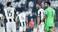 Juventus sempre più leader: primo posto in Europa per media gol subiti