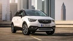 Opel, per la Crossland X prezzi da 16.900 euro