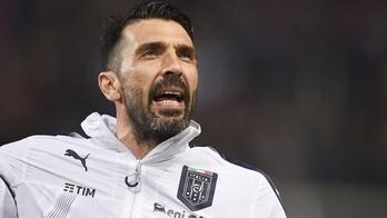 Italia-Albania, emozione Buffon: mille partite per il capitano