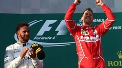 F1 Australia, Hamilton: «Abbiamo fatto fatica»