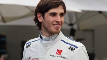F1 Australia, Giovinazzi: «È stato un weekend fantastico»