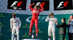 F1, che Ferrari in Australia! Vince Vettel, Hamilton 2°