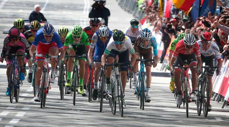 Ciclismo, Valverde si regala il bis al Giro di Catalogna