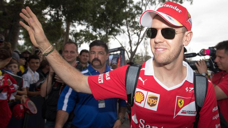 F1, Gp Cina: Vettel già favorito nelle quote