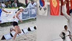 Pentathlon, Italia 4ª in Coppa al Cairo