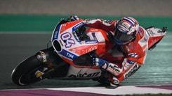 MotoGp Qatar, Dovizioso: «È stato molto difficile»