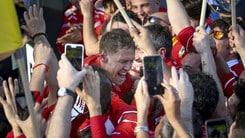 F1, vai Vettel! La quota titolo crolla a 2,25