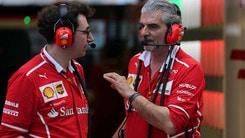 F1 Ferrari, Arrivabene: «Restiamo concentrati per la Cina»
