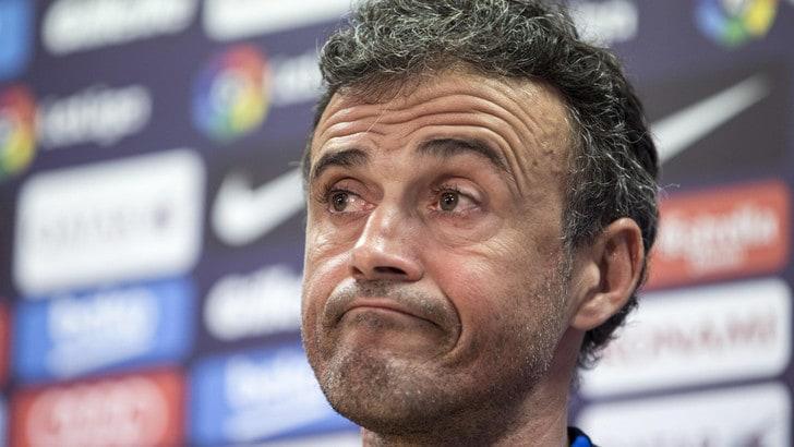 Dalla Spagna: Barcellona, Mancini per il dopo Luis Enrique?
