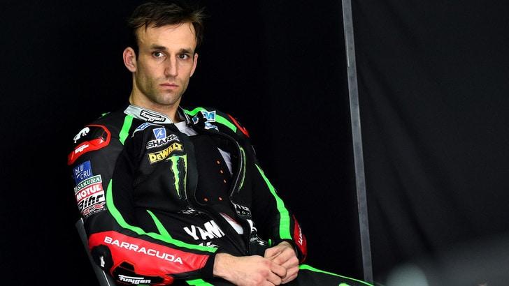 MotoGp, Zarco: «Caduto, ma felice per la prima gara»