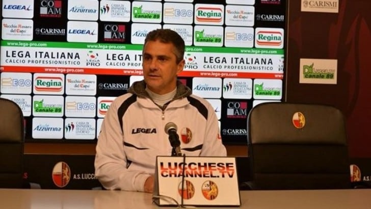 Lega Pro Lucchese, panchina a Giovanni Lopez