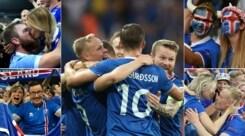 Boom di nascite in Islanda nove mesi dopo lo storico 2-1 all'Inghilterra