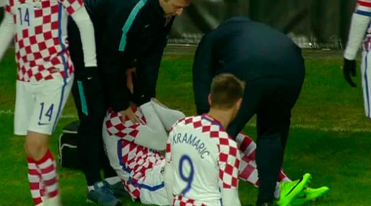 Juventus, Pjaca ko con la Croazia