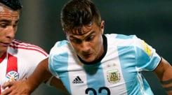 Messi c'è, Dybala in panchina: Argentina, pericolo altura
