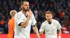 Olanda-Italia 1-2: Bonucci firma il gol decisivo, Donnarumma show