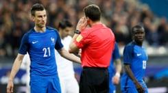 Nazionali, amichevoli: la Spagna vince in Francia e ringrazia la VAR