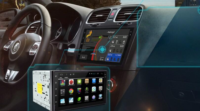 Tutta l'elettronica più sfrenata in auto