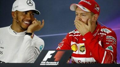 F1, Hamilton: «Finalmente posso lottare con Vettel»