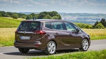 Opel Zafira: foto e prezzi della monovolume