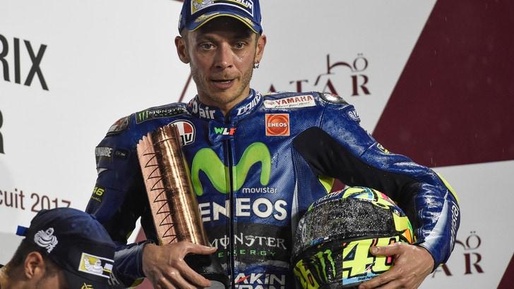 MotoGp: via le penalità a punti, una beffa per Rossi