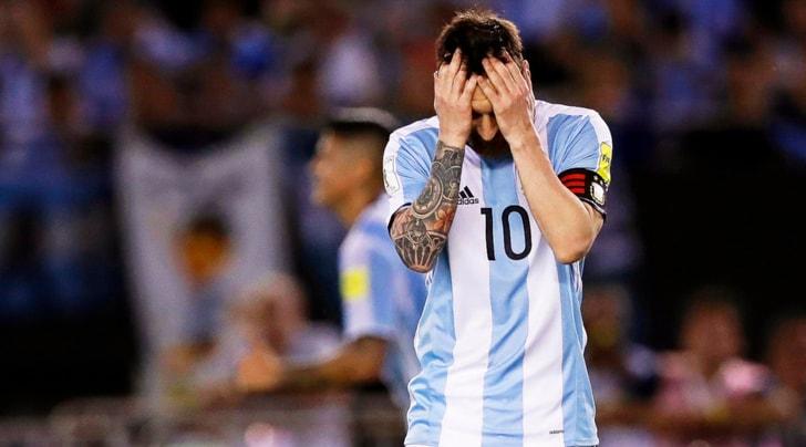 Argentina, Messi si difende: «Parole dette al vento»