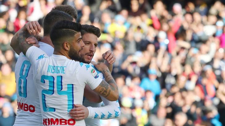 Serie A Empoli, Corsi: «Il Napoli gioca meglio della Juventus»