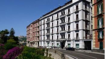 Vedi il Golfo e poi il San Paolo: ecco l'albergo della Juventus a Napoli