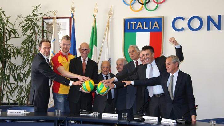 Roma presenta la Final Four. Lo