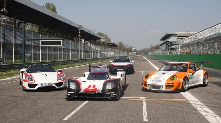 Porsche, la sottile linea rossa da Le Mans alla prima elettrica