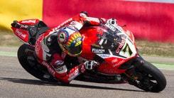 Sbk Ducati, Davies: «Felicissimo, grande risultato»